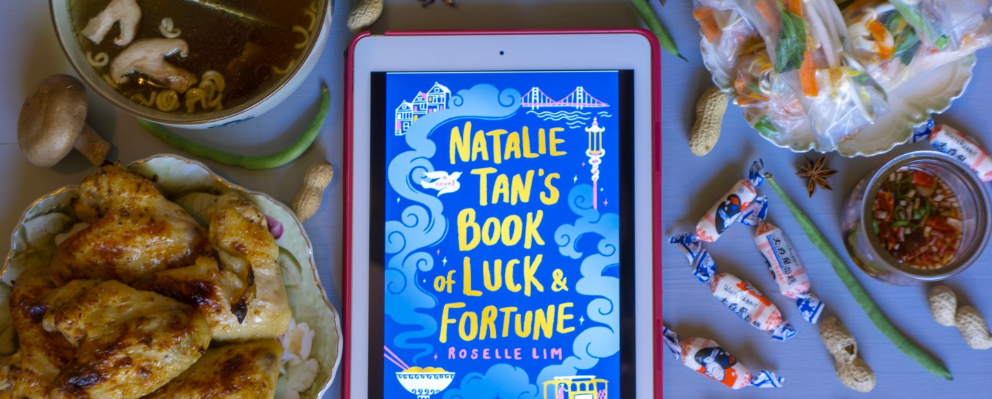 Natalie Tan's Book of Luck and Fortune by Roselle Lim © 2018 ericarobbin.com | All rights reserved.