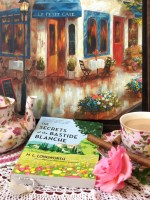The Secrets of the Bastide Blanche by M.L. Longworth © 2019 ericarobbin.com | All rights reserved.