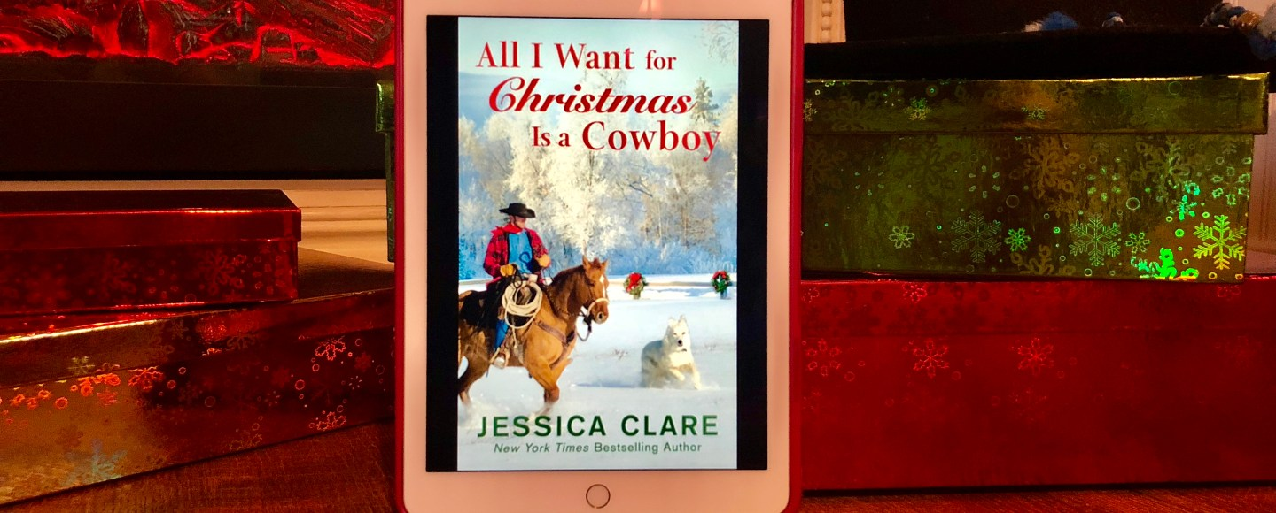 All I Want for Christmas is a Cowboy by Jessica Clare © 2019 ericarobbin.com | All rights reserved.
