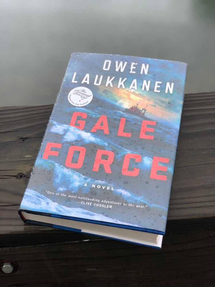 Gale Force by Owen Laukkanen © 2019 ericarobbin.com | All rights reserved.