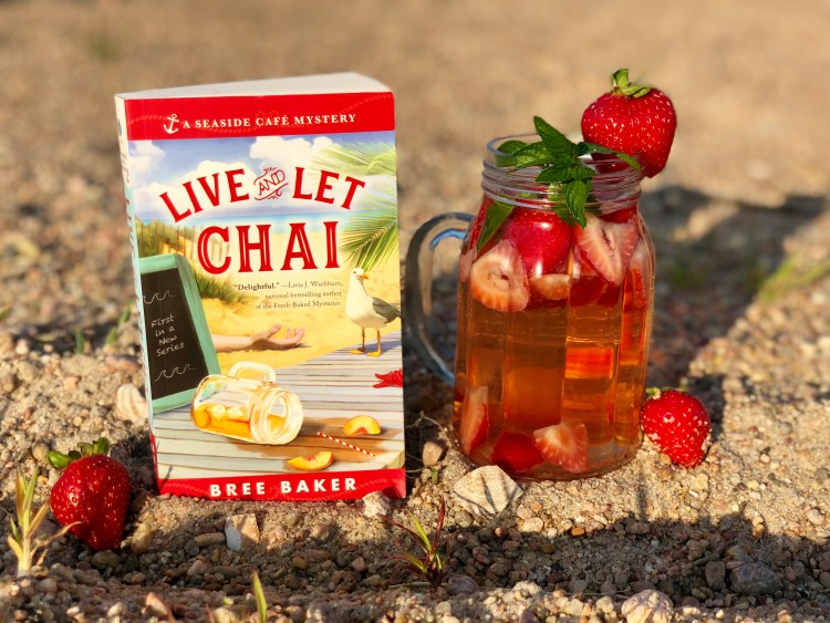 Live and Let Chai by Bree Baker © 2019 ericarobbin.com | All rights reserved.