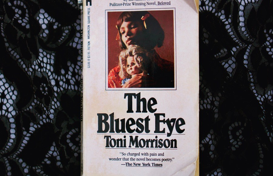 The Bluest Eye by Toni Morrison © 2019 ericarobbin.com   All rights reserved.
