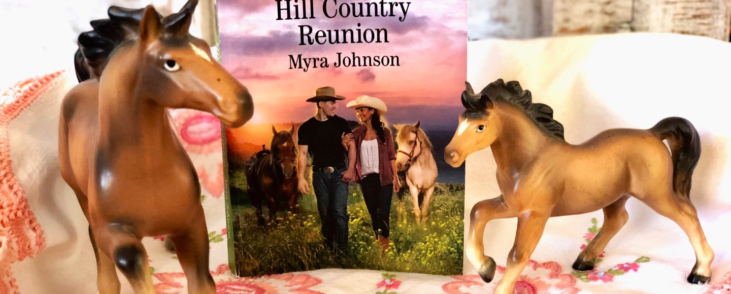 Hill Country Reunion by Myra Johnson © 2019 ericarobbin.com | All rights reserved.
