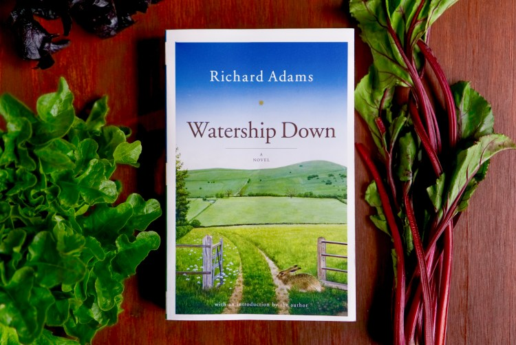 Watership Down by Richard Adams © 2019 ericarobbin.com | All rights reserved.