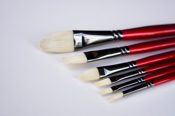 D'Artisan Shoppe Masters Series VI Art Brushes