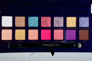 Anastasia Beverly Hills Riviera Eyeshadow Palette © 2019 ericarobbin.com | All rights reserved.