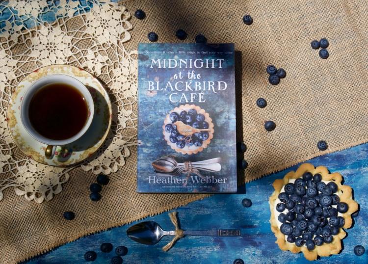 Midnight at the Blackbird Café by Heather Webber © 2019 ericarobbin.com | All rights reserved.