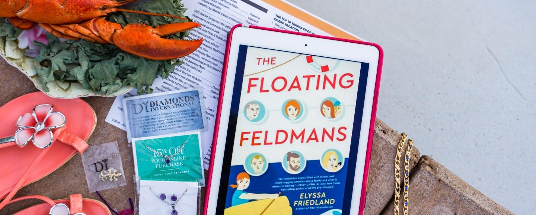 The Floating Feldmans by Elyssa Friedland | Erica Robbin