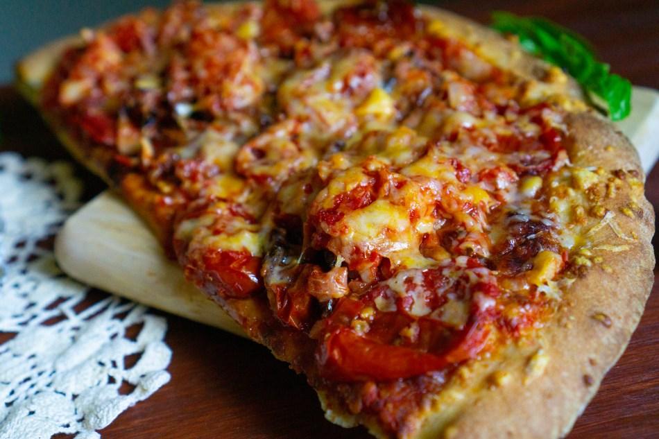Homemade Pizza | Erica Robbin