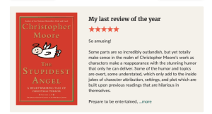 Goodreads 2019 Reading Challenge Last Review of the Year | Erica Robbin