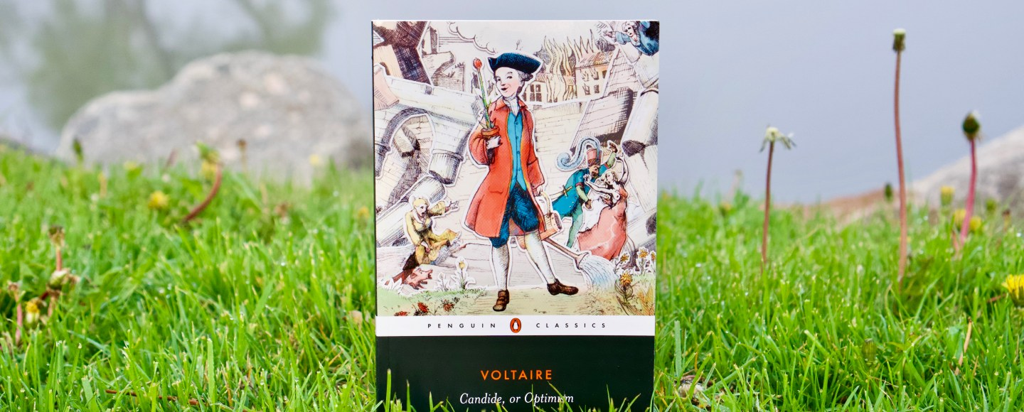 Voltaire Candide, or Optimism by Voltaire | Erica Robbin
