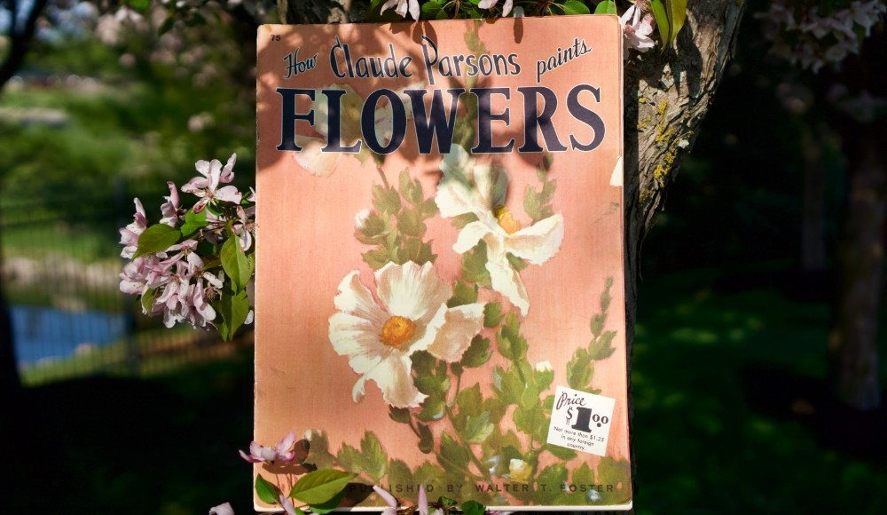 How Claude Parsons Paints Flowers (Walter Foster # 75) by Claude Parsons, Walter Foster   Erica Robbin