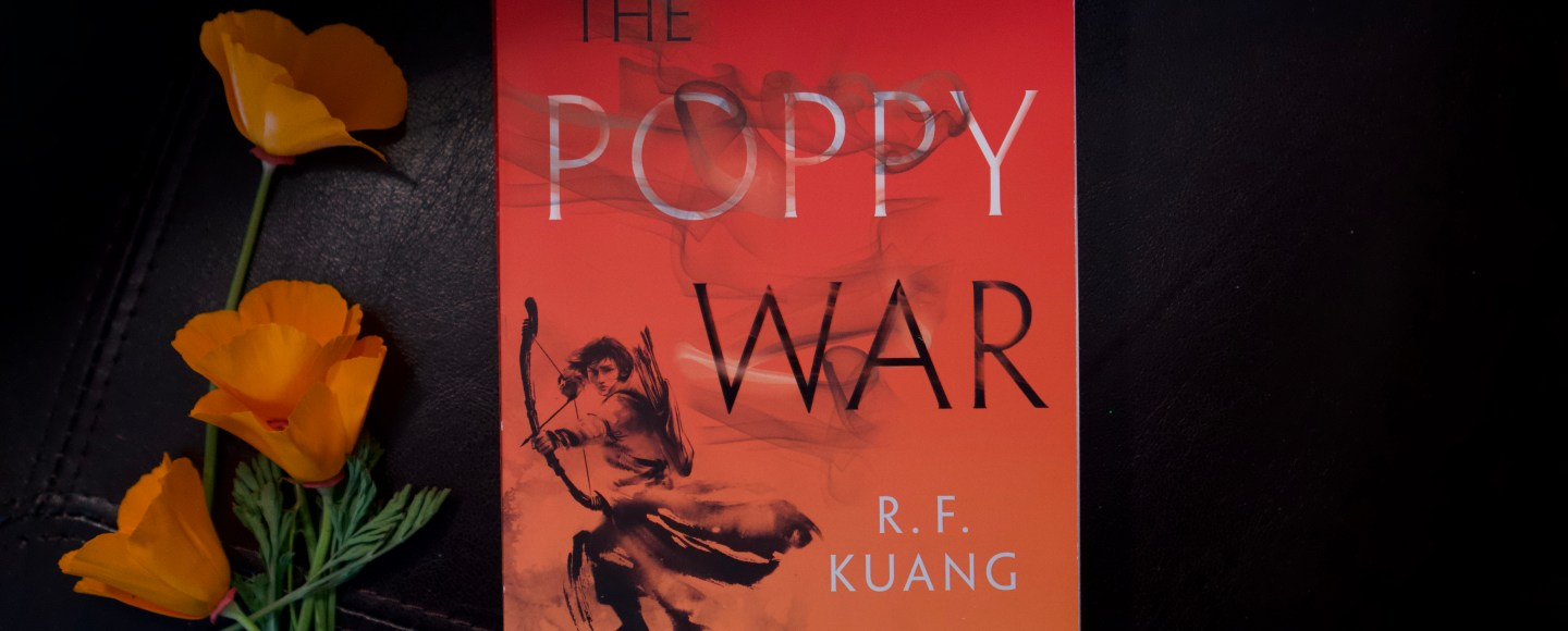 The Poppy War by R.F. Kuang   Erica Robbin