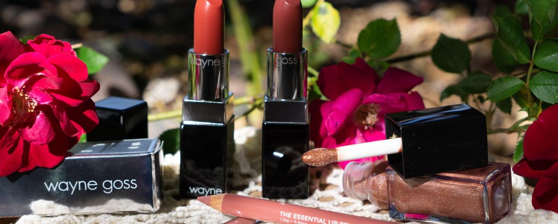 The Wayne Goss The Luxury Lip Collection | Erica Robbin