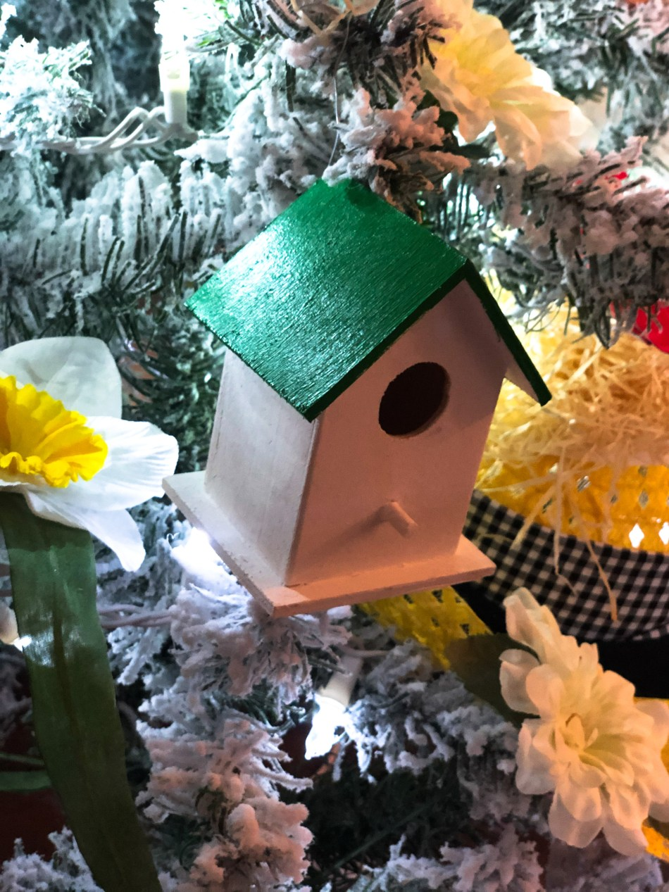 Mother's Day Tree Birdhouse