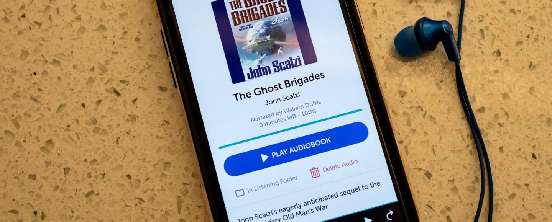 The Ghost Brigades by John Scalzi   Erica Robbin
