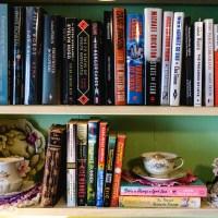 2021 Book Shelf | Erica Robbin