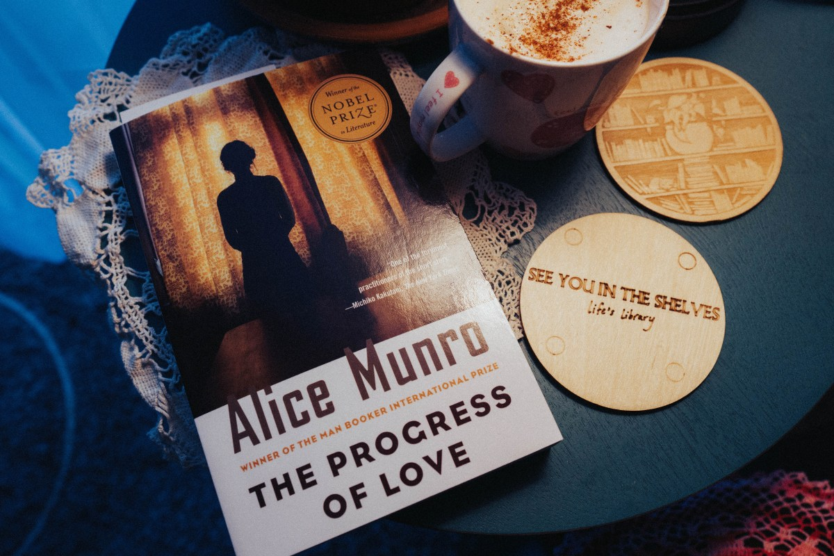 The Progress of Love by Alice Munrow | Erica Robbin