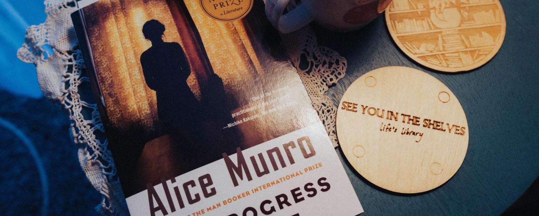 The Progress of Love by Alice Munrow   Erica Robbin