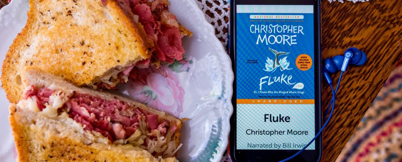 Fluke by Christopher Moore | Erica Robbin
