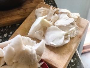 Chopped Morel Mushroom | Erica Robbin