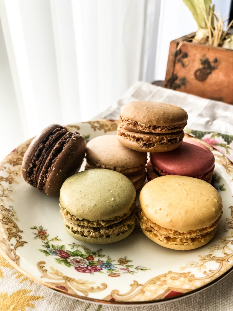 Macarons | Erica Robbin