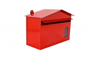 front-red-mail-box-1360564-m