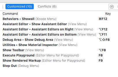 Xcode Tricks: Adding Keyboard Shortcuts — Erica Sadun