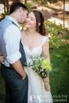 Bridal portrait Granlibakken Resort Tahoe City CA