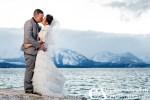 Lake Tahoe Winter Wedding at Edgewood South Lake Tahoe