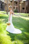 Bridal portrait by Eric Asistin Photography at Lakeland Village South Lake Tahoe