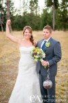 The Ole Ball and Chain!  Have a little fun with your wedding photos.