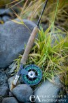 Fly rod details. Truckee River