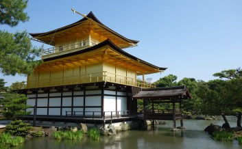 Kinkaku-ji (Golden Pavilion), Japan