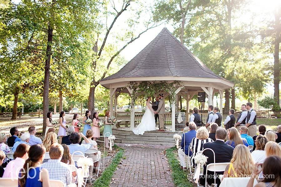 Poplar Grove Plantation Weddings Allison And Matt