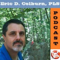 The Professional Land Surveyor Podcast Episode 16 Surveying Mathematics Made Simple Books Author Jim Crume Interview
