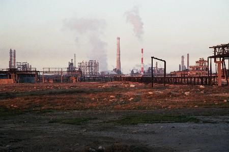 Factory inAzerbaijan