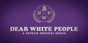 Interview with Justin Simien, creator of Netflix's series Dear White People @  J.W. Marriott at L.A. Live in Los Angeles | Los Angeles | California | United States