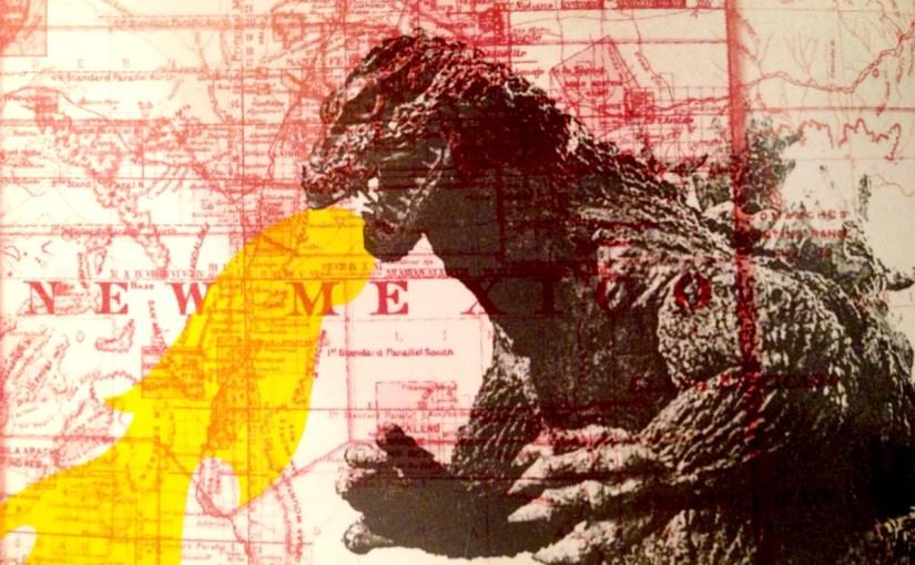 Godzilla Takes New Mexico