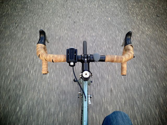 Bike Commuting Weather is Back