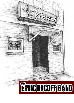 Eric Ducoff Band at Vincents Worcester MA