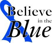 Believe In The Blue
