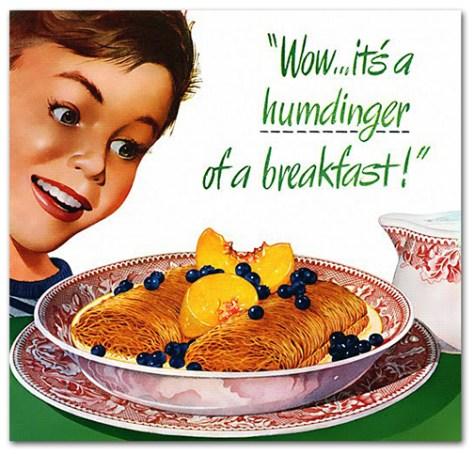 Humdinger Breakfast