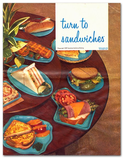 Turn To Sandwiches