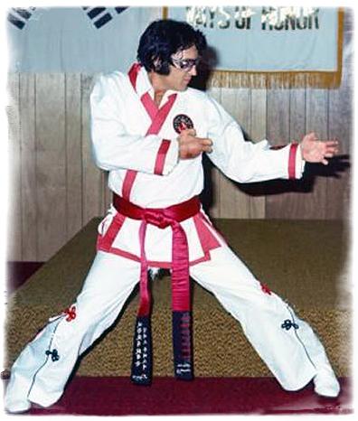 Elvis Karate 2
