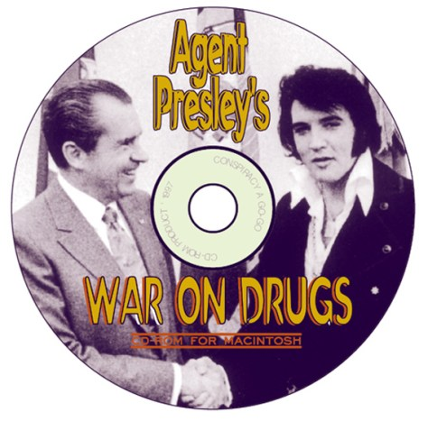 Agent Presley's War On Drugs