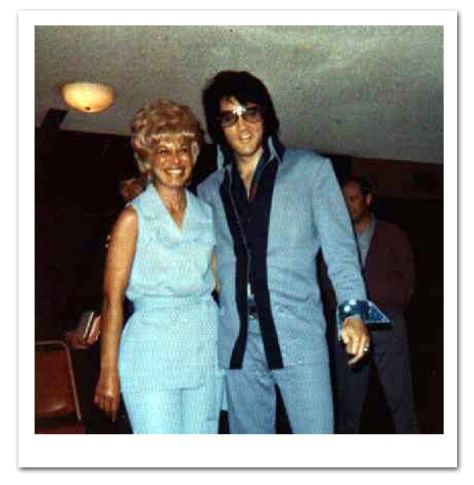 Polaroids With Elvis 2