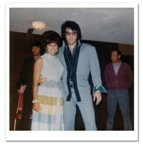 Polaroids With Elvis 3