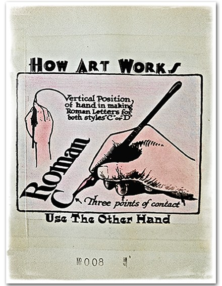 Fine Art: How Art Works (Use the Other Hand)
