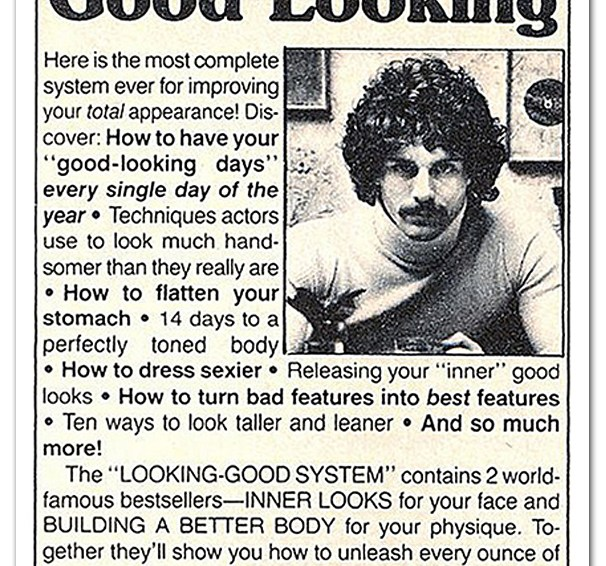How To Be Good Looking